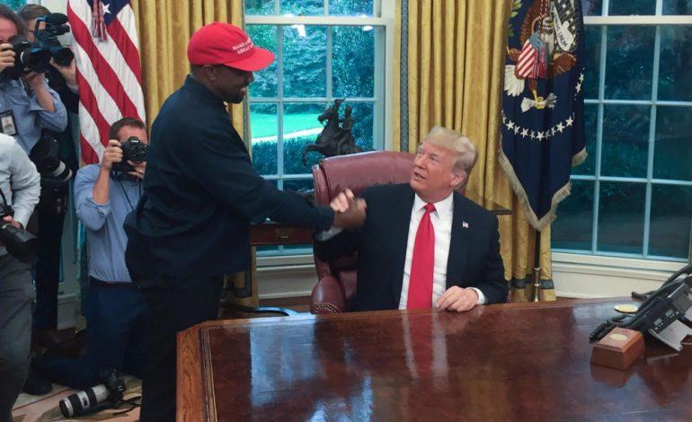 Longtemps soutien de Donald Trump, Kanye West dit regretter d'avoir «été utilisé»