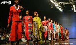A la Fashion Week de Lagos, les créateurs pour une mode «résolument africaine»