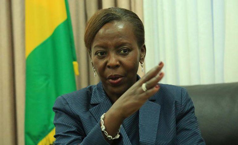 Entre Paris et Kigali, le délicat jeu d'équilibriste de Louise Mushikiwabo