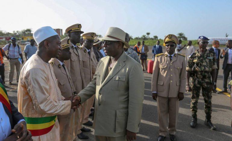 Macky Sall annonce une enveloppe de 300 milliards pour les communes les plus reculées de la Casamance