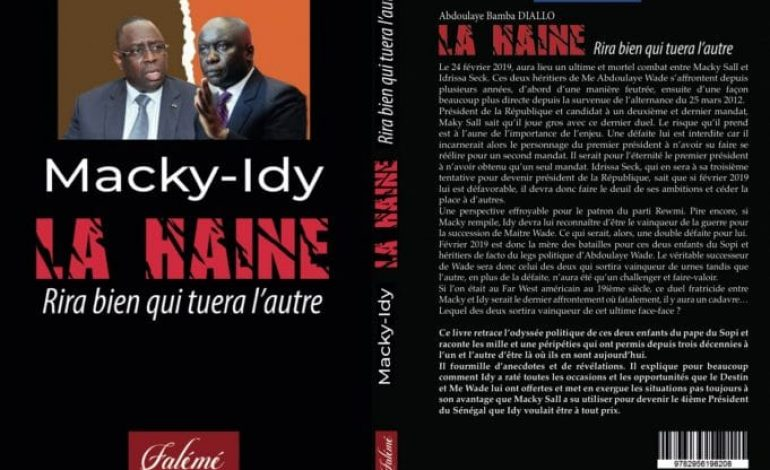 Abdoulaye Bamba Diallo retrace l'histoire politique récente avec le duel Macky Sall-Idrissa Seck en toile de fond
