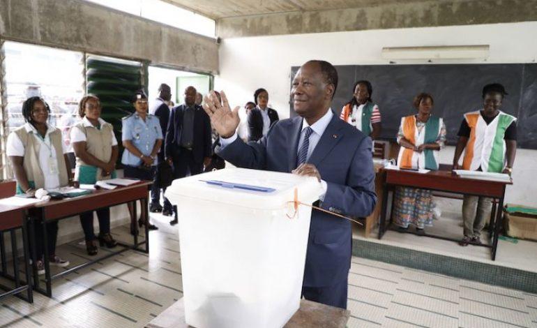 Tension pour l'élection municipale du Plateau à Abidjan