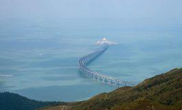 Le pont géant entre Hong Kong et Macao est aussi celui des polémiques