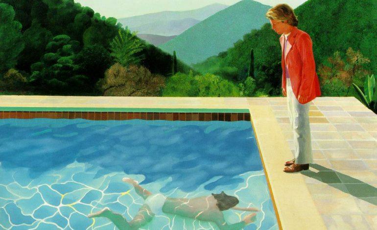 Une toile de Hockney vendue 90,3 millions de dollars, un record pour un artiste vivant