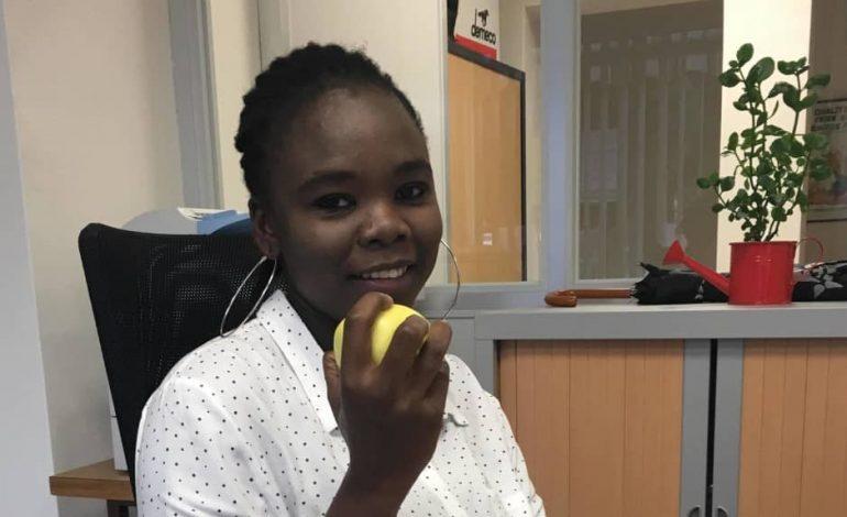 Aissatou Diakhaté propose un service de livraison de fruits au bureau à Chatellerault