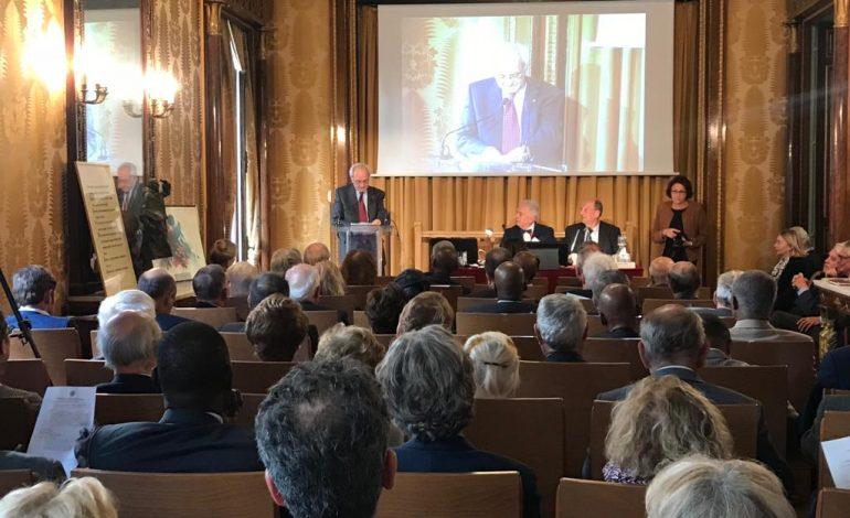 Dons de l'Académie des Sciences d'Outre-Mer à la Fondation Léopold Sédar Senghor