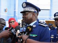 Le Général Cheikh SENE termine une visite de travail et d'inspection au nord du Sénégal