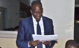 Abdoulaye Diouf Sarr: C'est une erreur de penser que le Sénégal a été condamné par le Comité des droits de l'homme des Nations Unies