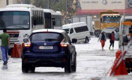 De fortes pluies et des vents violents balayent le Qatar