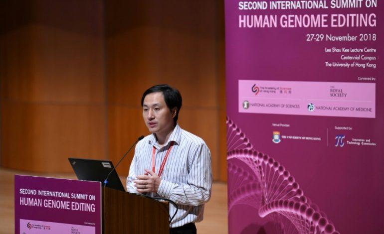 Les experts réunis à Hong Kong condamnent la naissance des bébés soi-disant génétiquement modifiés