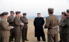 """La Corée du Nord annonce avoir testé """"une arme tactique ultramoderne"""""""