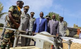 Face aux menaces sécuritaires, Macky Sall demande aux forces armées de rester sur leurs gardes