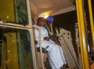 Macky Sall lance les travaux de bitumage de la route Kédougou-Salémata
