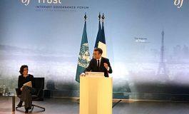 Emmanuel Macron plaide pour une régulation partagée de l'internet
