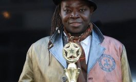 Mike Sylla honoré au Royaume-Uni du prix Bexlive International Fashion Couture Award 2018