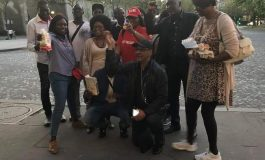Bataille rangée entre APRistes et membres de l'opposition sous les fenêtres de la rue Vineuse à Paris