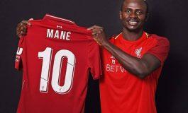 Sadio Mané pour toujours dans le coeur des Reds de Liverpool