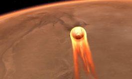 La sonde InSight a atterri sur Mars et fonctionne selon la Nasa