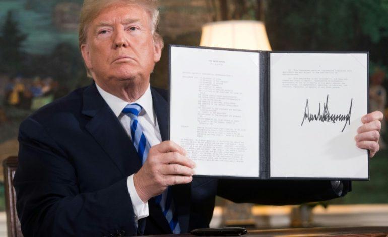 Donald Trump veut réduire à néant les ventes de pétrole iranien