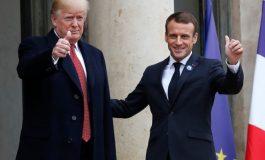 Donald Trump attaque vivement la France et Emmanuel Macron juste après sa visite à Paris