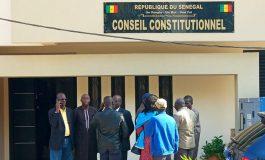 Le Conseil Constitutionnel accède à la demande l'opposition sénégalaise fixant les modalités de vérification du parrainage