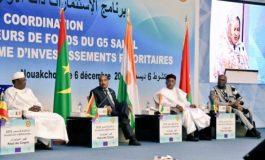 Plus de deux milliards d'aide pour les programme de développement du G5 Sahel