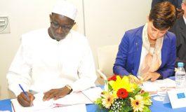 L'UE et le Sénégal signent document de stratégie conjointe de près de 492 milliards FCFA