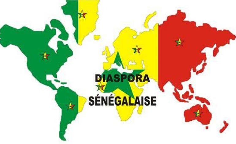 La diaspora sénégalaise a contribué pour 1.110 milliards FCFA au développement du Sénégal en 2017