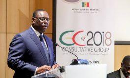 Au Groupe Consultatif de Paris, la Banque Mondiale  met 104 milliards FCFA dans l'escarcelle du Sénégal