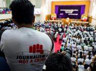 Reporters Sans Frontières déplore les menaces contre les journalistes et dénombre 53 journalistes tués en 2018