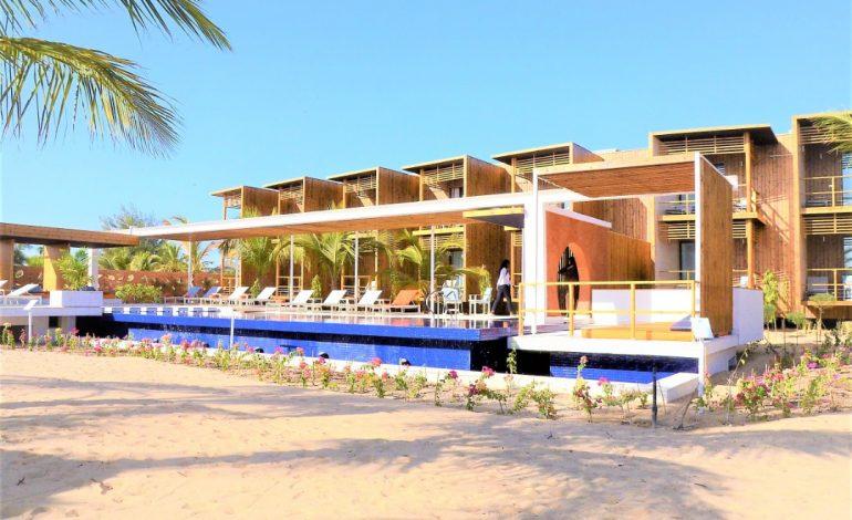 Le Lamantin Beach de Saly se met au vert avec des chambres en bois, alimentées par des panneaux solaires