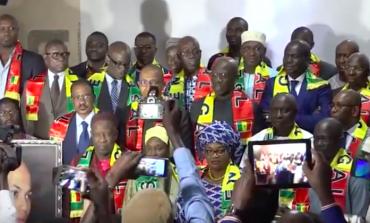 Les membres du Front de Résistance National réitèrent leurs propositions au dialogue national