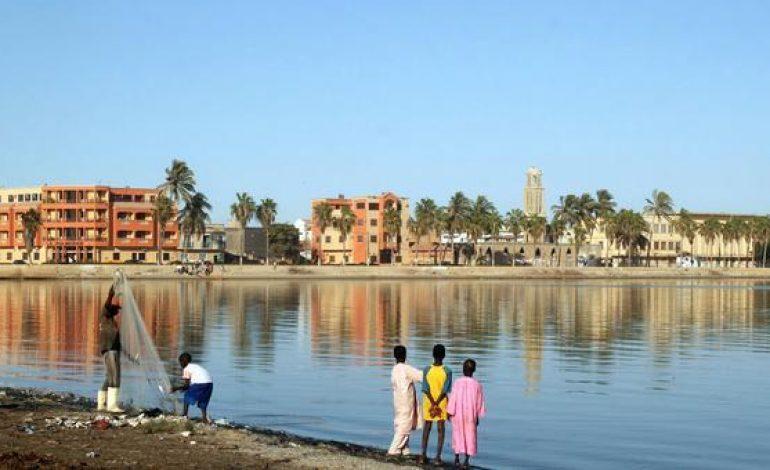 Saint-Louis du Sénégal, entre fleuve et océan