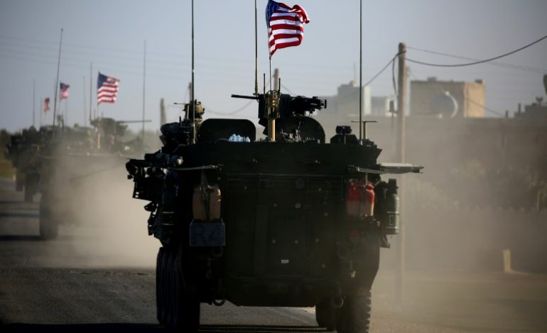 Les forces antijihadistes annoncent la fin du «califat» de l'EI en Syrie