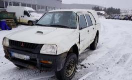 Trahi par son GPS, Abdou accidenté sur la route enneigée à Cayres (Haute Loire)