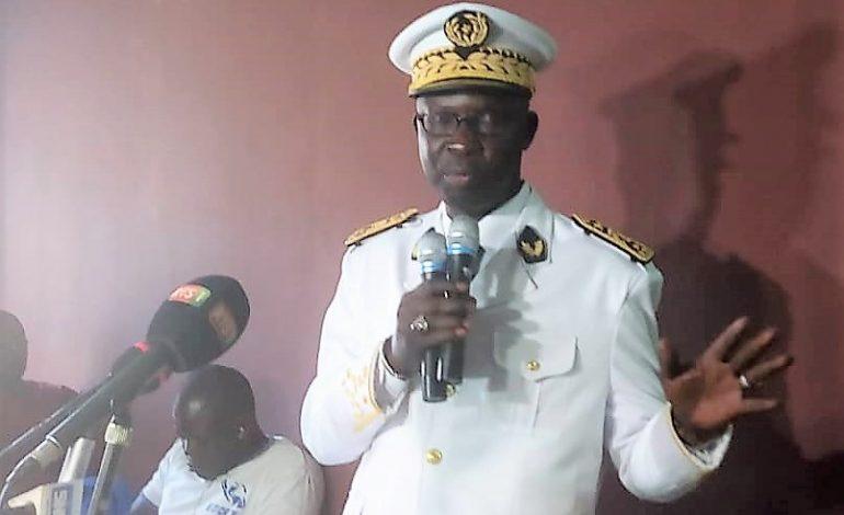 Gorgui Mbaye, gouverneur de la région de Fatick veut relever le défi de l'organisation du 24 février 2019