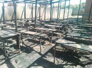 Incendie au collège Hilel de Kolda : le feu rase totalement l'abri provisoire
