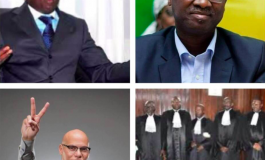 Aly Ngouille Ndiaye, Ismaïla Madior Fall et les «Sages» : les guillotineurs de Karim Wade
