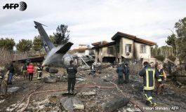 Un avion-cargo militaire s'écrase en Iran, 15 morts