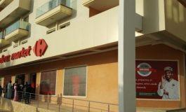 Le premier Carrefour Market a ouvert ses portes à Dakar au Point E