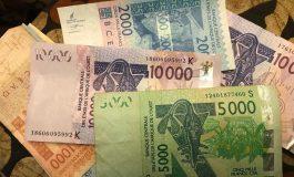 Hausse de 564 milliards de FCFA des créances intérieures sénégalaises en décembre 2018