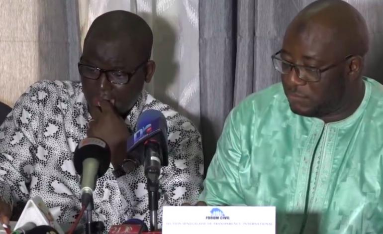 Le Forum Civil sénégalais étale ses inquiétudes à quelques semaines de la présidentielle