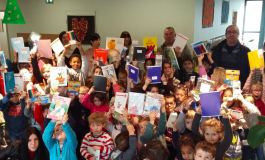 Des fournitures scolaires de Solomiac pour les élèves de Koungheul