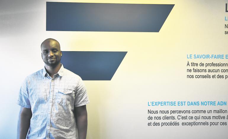 Ibrahima Ba remporte le titre de Lauréat Jeune Professionnel au Canada