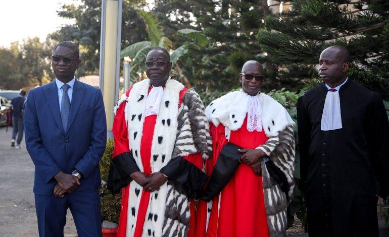 Macky Sall à la rentrée solennelle des Cours et Tribunaux: La confiance en la justice est un élément essentiel dans une démocratie…