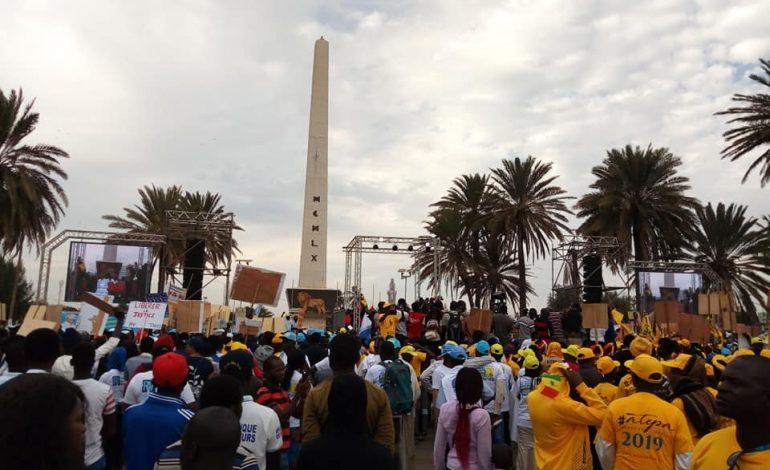 Les membres du collectif de l'opposition sénégalaise dénoncent les manquements de la loi sur le parrainage