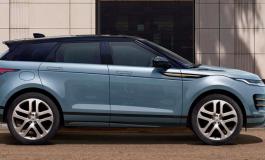 Land Rover signe un nouveau Range Evoque