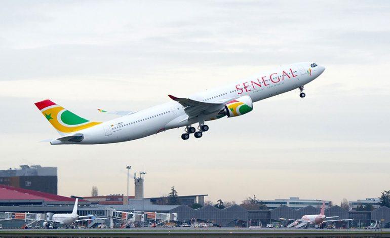 Air Sénégal vole vers Paris, en interligne avec Air France