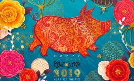 Dans le monde entier, les communautés chinoises fêtent l'année du cochon