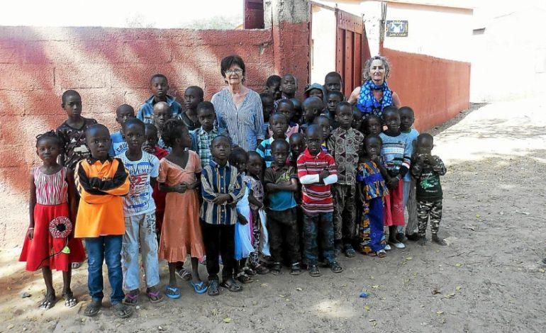 Partage Ardèche Sénégal. Un voyage humanitaire
